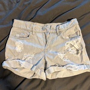 All Saints Jean shorts